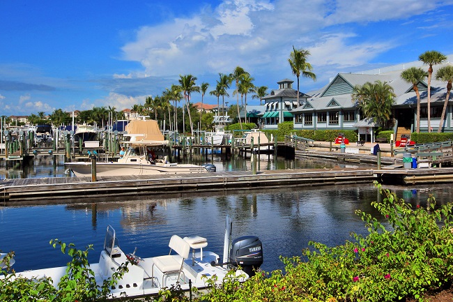 Bonita Bay Real Estate Marina