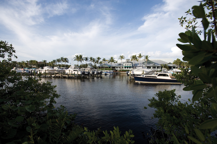 Bonita Bay Marina Real Estate